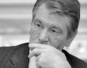 Ющенко стал бы президентом Западной Украины, где его так любят