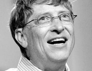 Билл Гейтс зарабатывает в минуту 6 659 долларов