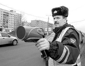 Российский лазер будет выявлять пьяных водителей на расстоянии