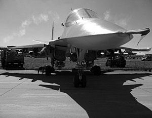 ...Су-34, говорится...  После покупки истребителей это решение...