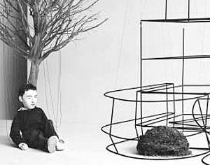 Выставка Пьера Хьюга под названием «Парк торжеств» идет сейчас в Тейт Модерн