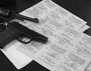 Чертеж револьвер своими руками