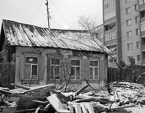 У Фонда ЖКХ не получилось на 100% выполнить план переселения людей из аварийного жилья