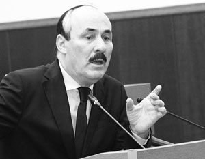 Рамазан Абдулатипов подчеркнул, что за годы его правления «никакого клана Абдулатипова» в республике не появилось