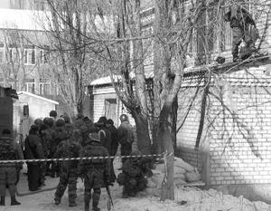 Убийстве двух высокопоставленных офицеров милиции