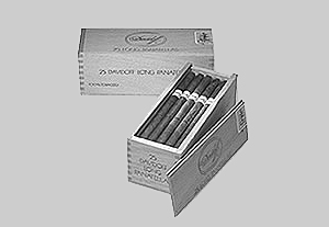 benson Hedges cigarettes mint