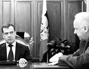 Медведев: Теракт в Домодедово еще не раскрыт