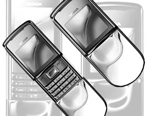 Nokia 8800 Sirocco