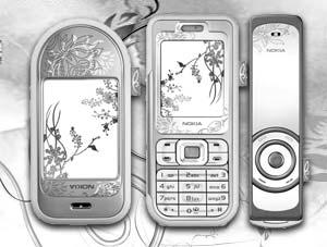 Телефоны Nokia L'Amour Collection