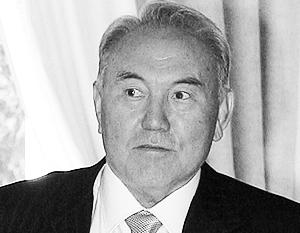 Нурсултан Назарбаев разглядел ручеек русско-немецких репатриантов