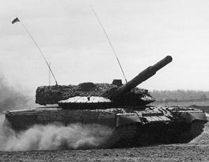 Новый основной боевой танк армада