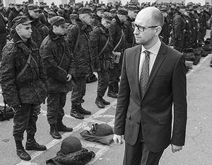 По мнению экспертов, Арсений Яценюк начал нести настоящий «бред»