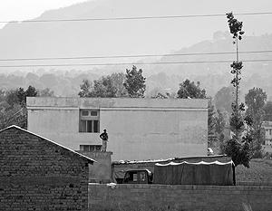 Получены уникальные фото с места ликвидации бен Ладена