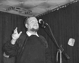 Писатель Андрей Темников