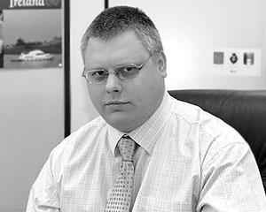 Генеральный директор интернет-холдинга Rambler Денис Калинин