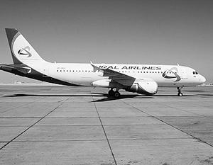 Уральские авиалинии, Airbus A320, VP-BQY.