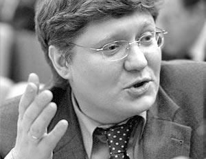 Член президиума генсовета партии «Единая Россия» Андрей Исаев