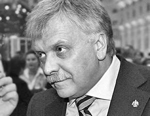Главный архитектор Москвы Александр Кузьмини
