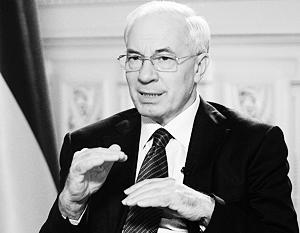 Премьер Украины: Газовой войны с Россией не будет