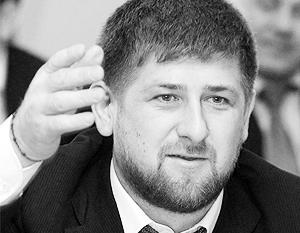 Кадыров: Деньги Чечне дает Аллах