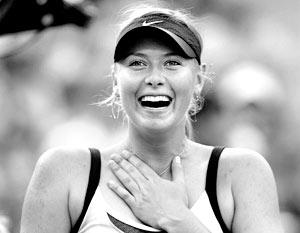 Спортиндустрию в рейтинге Forbes представляет 19-летняя Мария Шарапова, заработавшая 19 млн. долларов