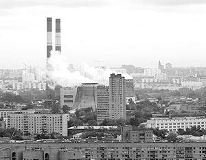 Москвичам живется легче в тех районах, где преобладают зеленые насаждения