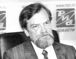 Президент Общенациональной ассоциации генетической  безопасности (ОАГБ) Александр Баранов
