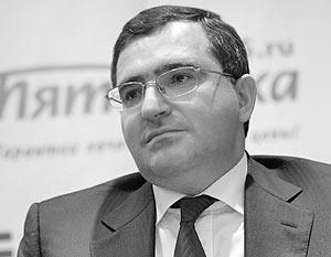 Главный исполнительный директор Pyaterochka Holding N.V. Лев Хасис