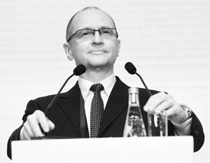 Цель конкурса президентских грантов – создать систему поддержки гражданского общества в стране, сказал Сергей Кириенко