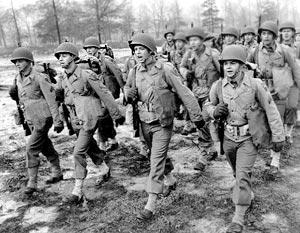 Британия и Америка до сих пор настаивают, что именно они победили нацистов