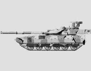 Так, по некоторым данным, выглядит перспективный танк на платформе «Армата»