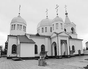Церковь Архангела Михаила в Чечне стала местом сражения с боевиками