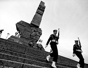 Памятник героям обороны Вестерплатте
