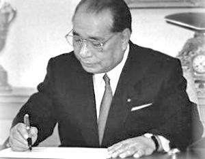 Дайсаку Икеду называют одним из крупнейших интеллектуалов XX века