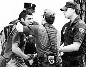 В Испании арестованы 54 грузинских вора