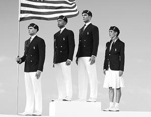 Скандал из-за изготовленной в Китае олимпийской формы разгорелся в США