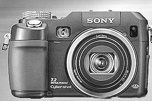 Недавно Sony обнаружила дефекты в камерах Cyber-shot compact digital