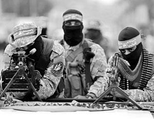 Боевики движения ХАМАС могут объявить «третью интифаду», но не могут ее начать