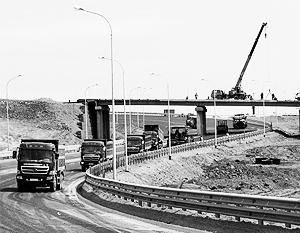 Экономика: Шойгу просит 170 млрд рублей на строительство дорог