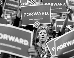 На съезд демократов США приехало рекордное число гомосексуалистов