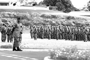 Военные полностью установили контроль над столицей страны, другими городами и важнейшими объектами