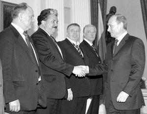 Появились кандидаты на пост президента России