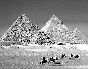 Раскрыта тайна египетских пирамид