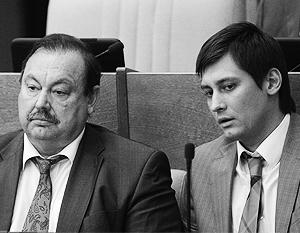 Гудков-младший предложил отцу должность помощника депутата