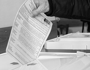 Новая схема губернаторских выборов подрывает принцип равенства, считают эксперты.