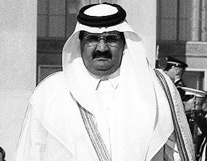 Эмир Катара призвал арабские страны вмешаться в сирийский конфликт