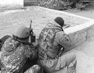 В штабе ЮВО создана оперативная группа для координации работы армейского спецназа при контртеррористических операциях на Кавказе