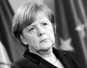 Подрывная деятельность Меркель