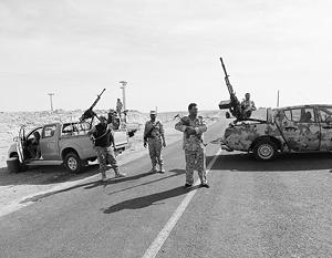 Армия вытеснена за пределы Бани-Валида сторонниками Муаммара Каддафи
