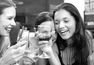 Многое зависит от того, в каком настроении вы приступили к выпивке, и от социального контекста